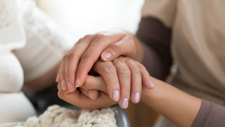 Work is never done for a caregiver